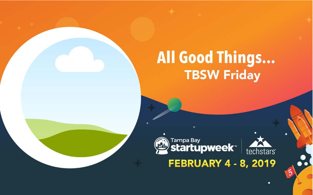 TBSW Friday: All Good Things…