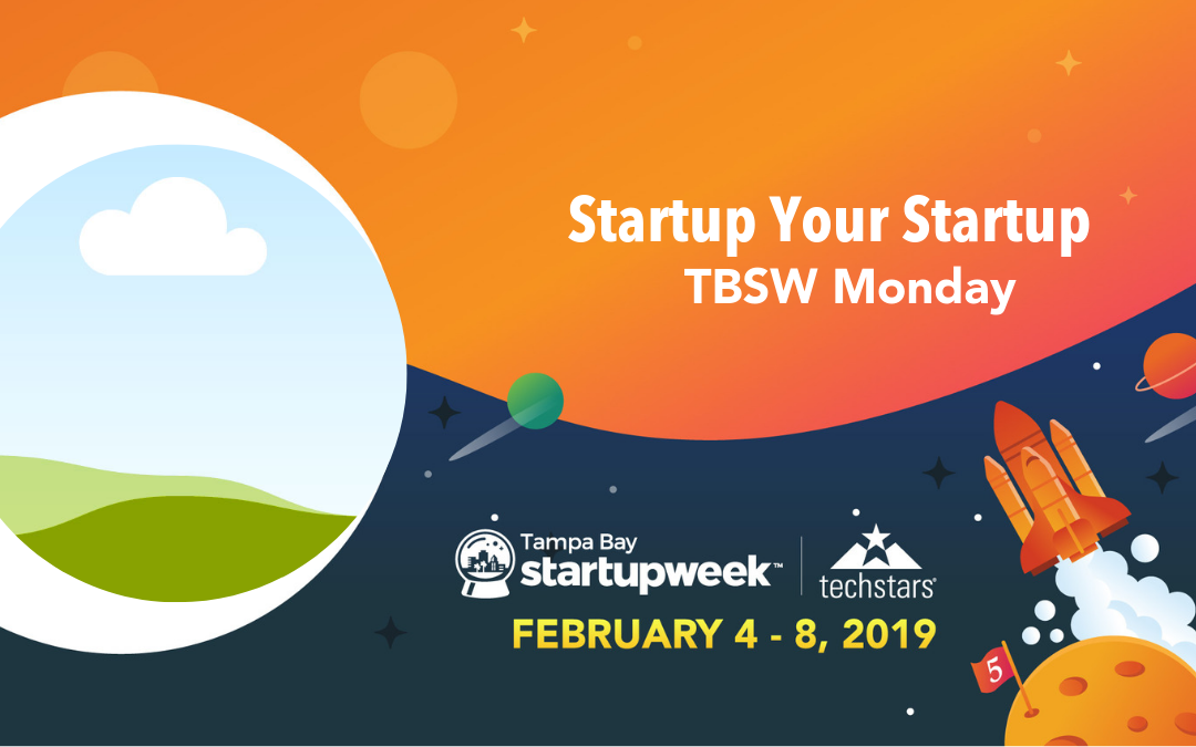 TBSW Monday: Time to Startup Startups!